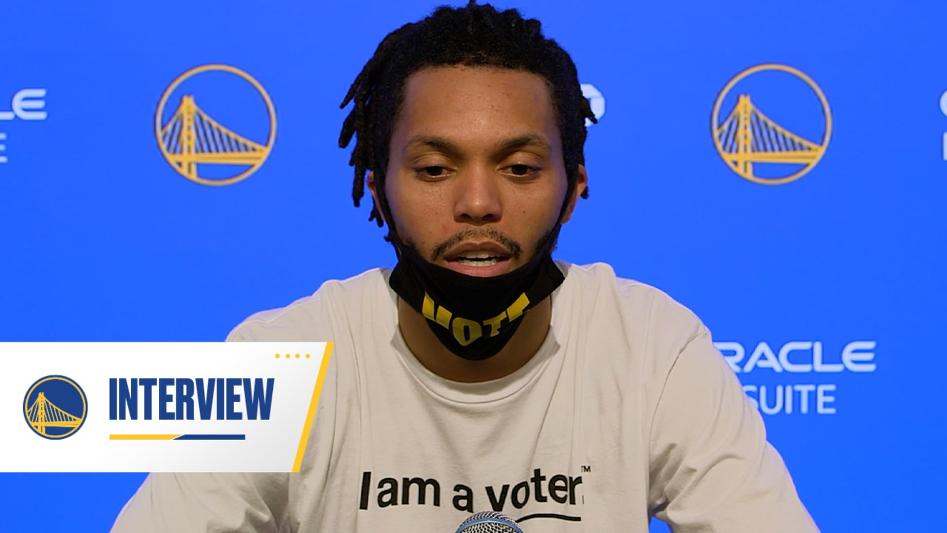 Warriors Talk: Damion Lee - 9/30/20