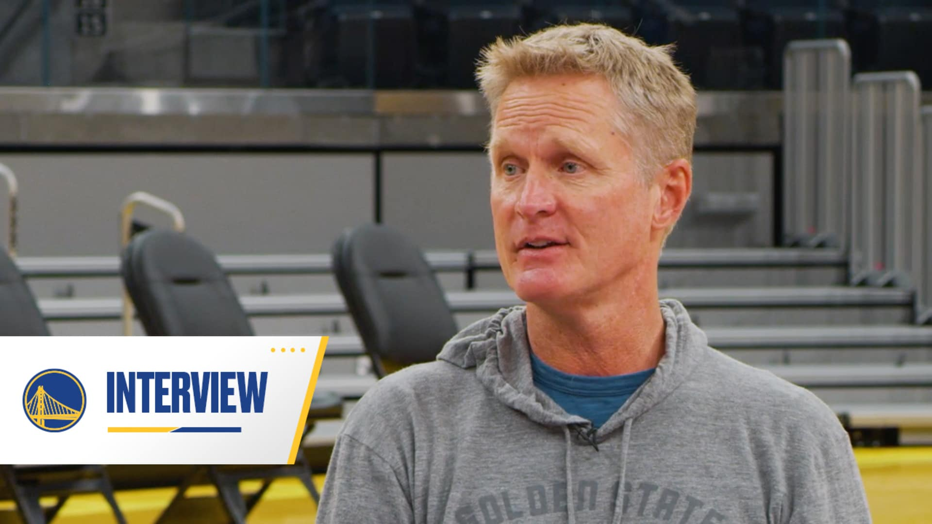 The Dubble: Steve Kerr Reflects on Warriors' Minicamp