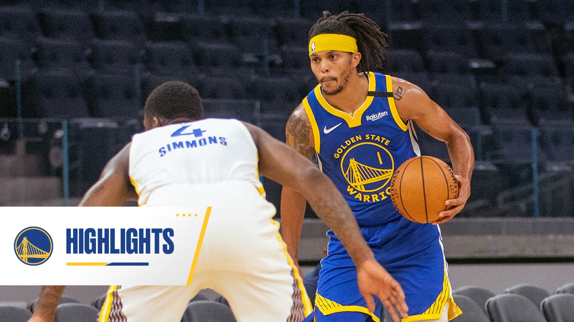 Warriors Minicamp Scrimmage: Third Quarter Highlights