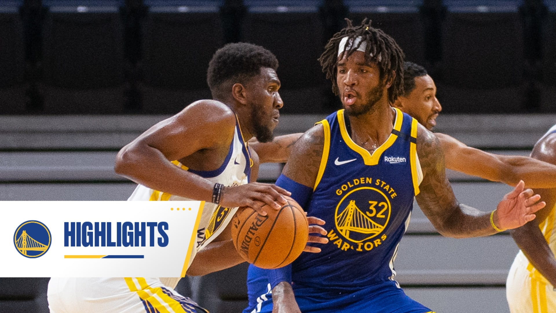 Warriors Minicamp Scrimmage: Fourth Quarter Highlights