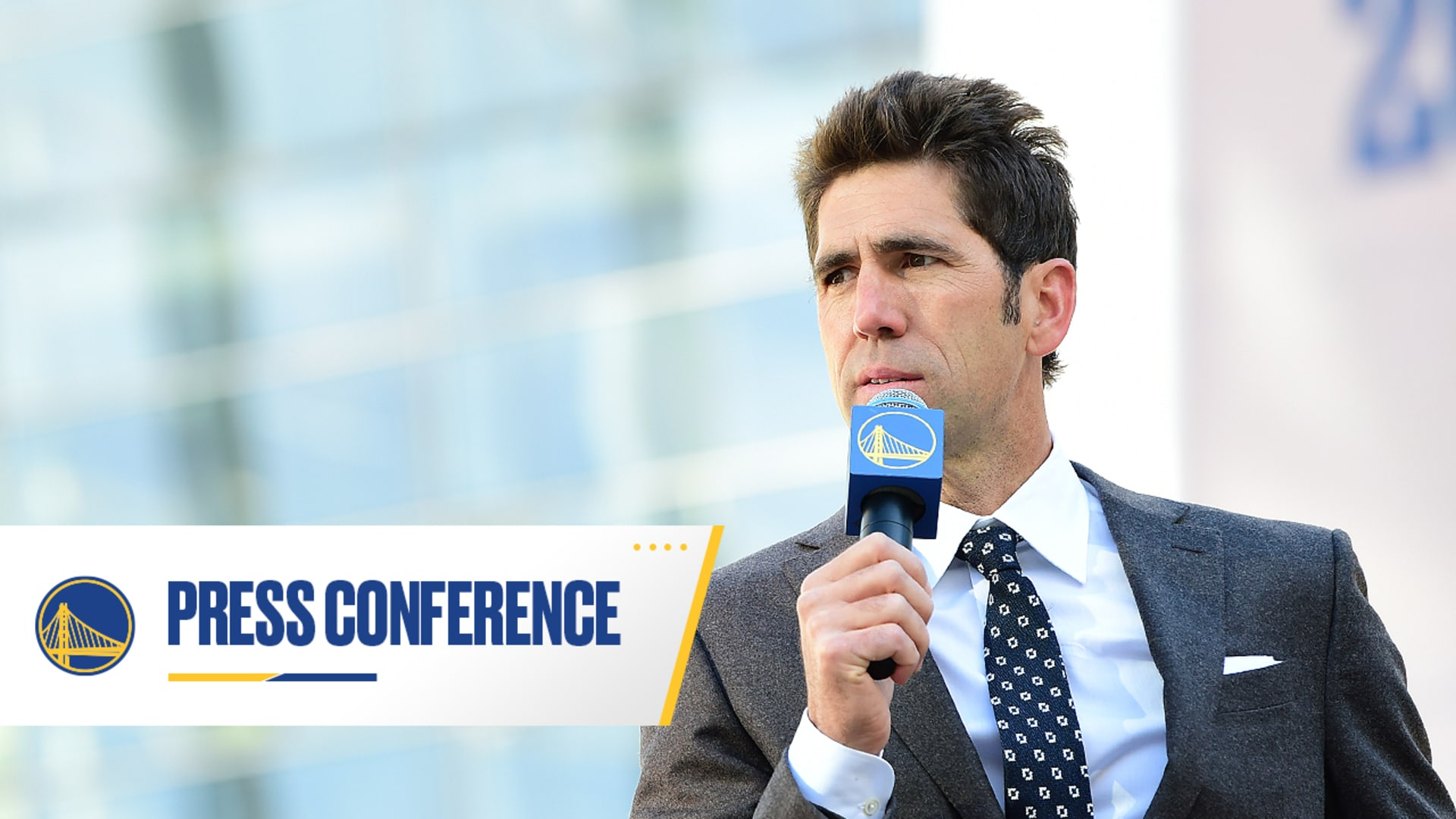 Warriors Talk: Bob Myers on Klay Thompson's Injury - 11/19/20