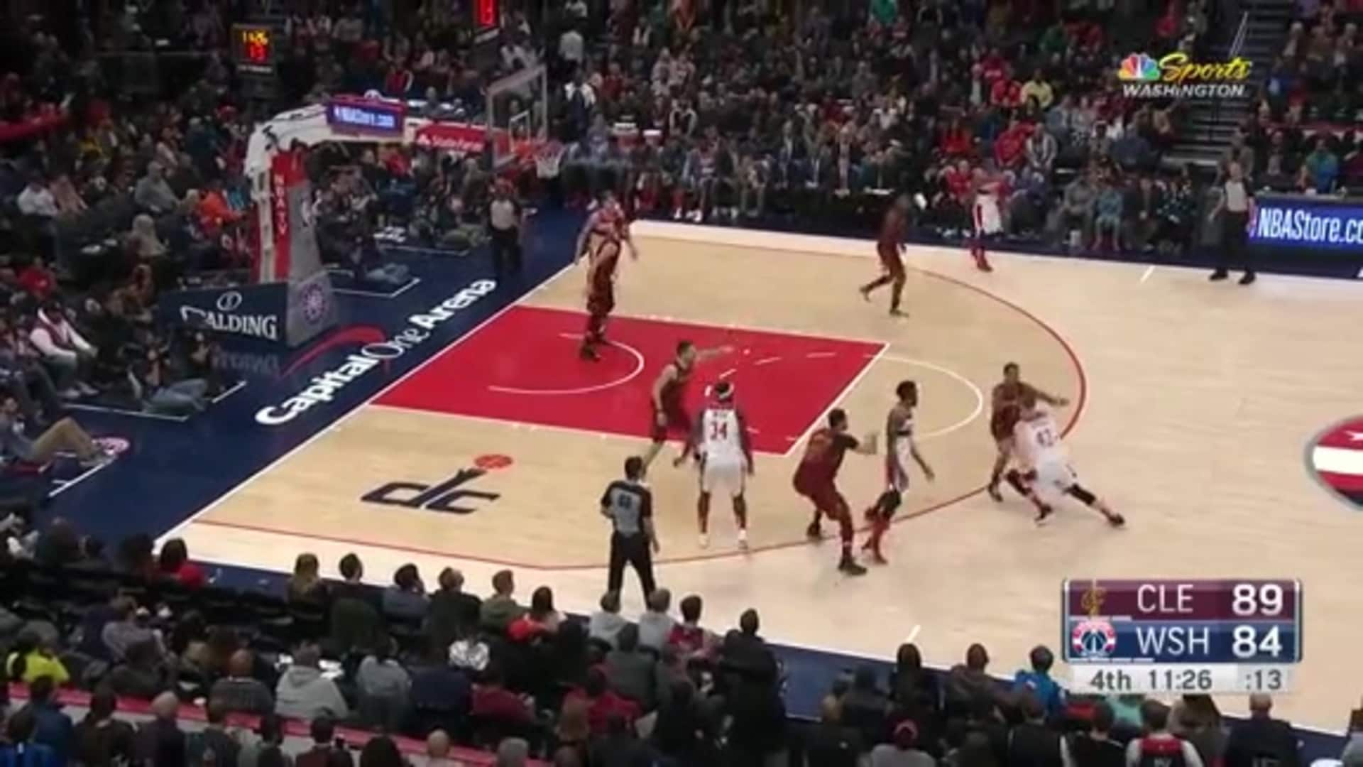 Highlights: Wizards vs. Cavaliers - 11/8/19