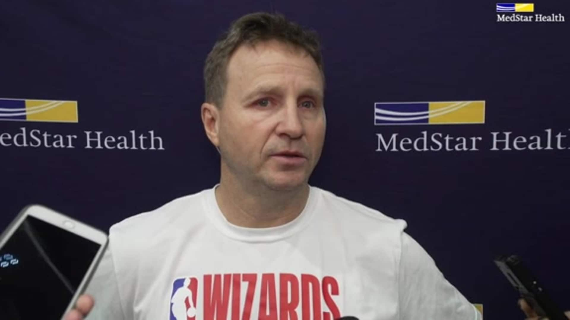 Scott Brooks Post-Practice - 11/10/19