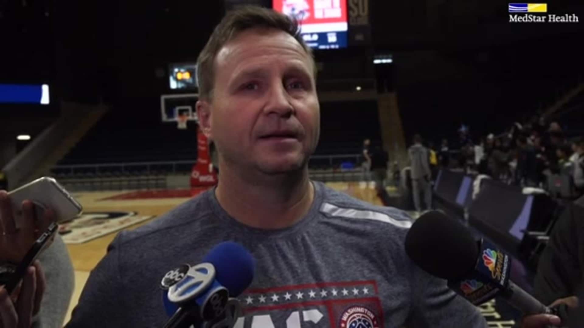 Scott Brooks Post-Practice - 11/11/19