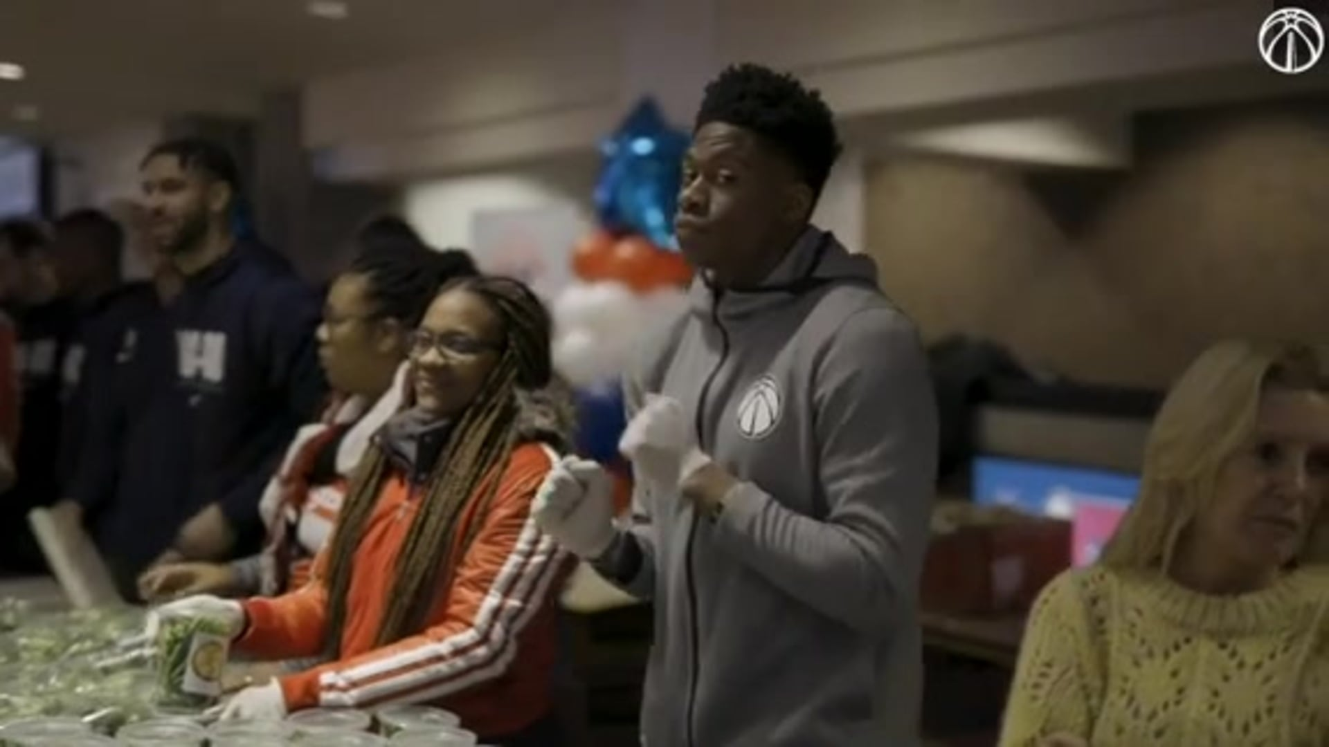 Admiral Schofield Thanksgiving Day Assist - 11/28/19