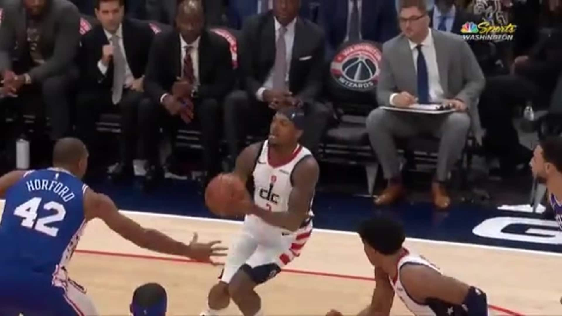 Highlights: Bradley Beal vs. Sixers 12/05/19