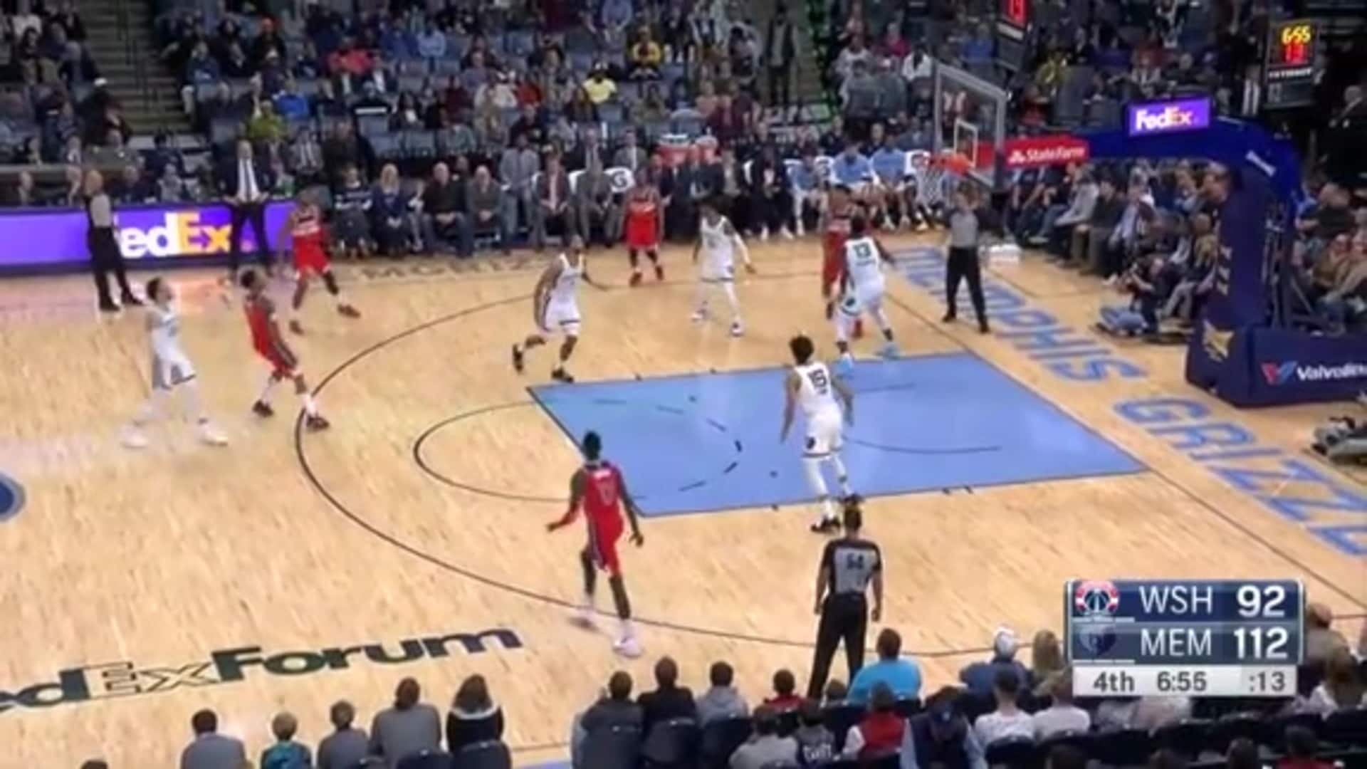 Highlights: Bradley Beal vs. Grizzlies - 12/14/19