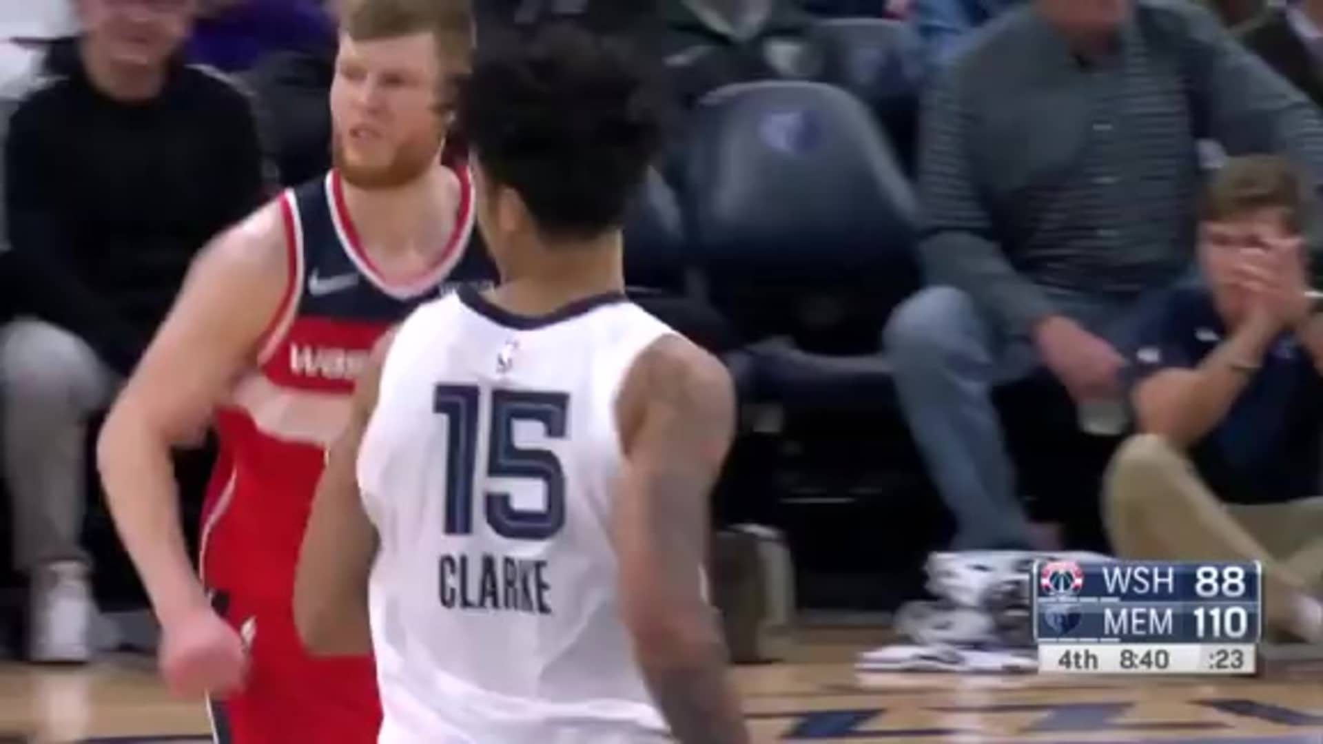 Highlights: Wizards vs. Grizzlies - 12/14/19