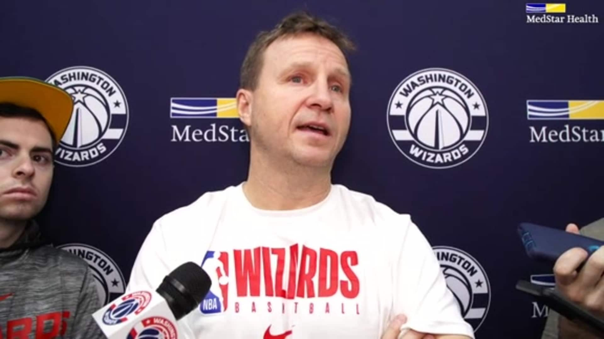 Scott Brooks Post-Practice - 1/19/20