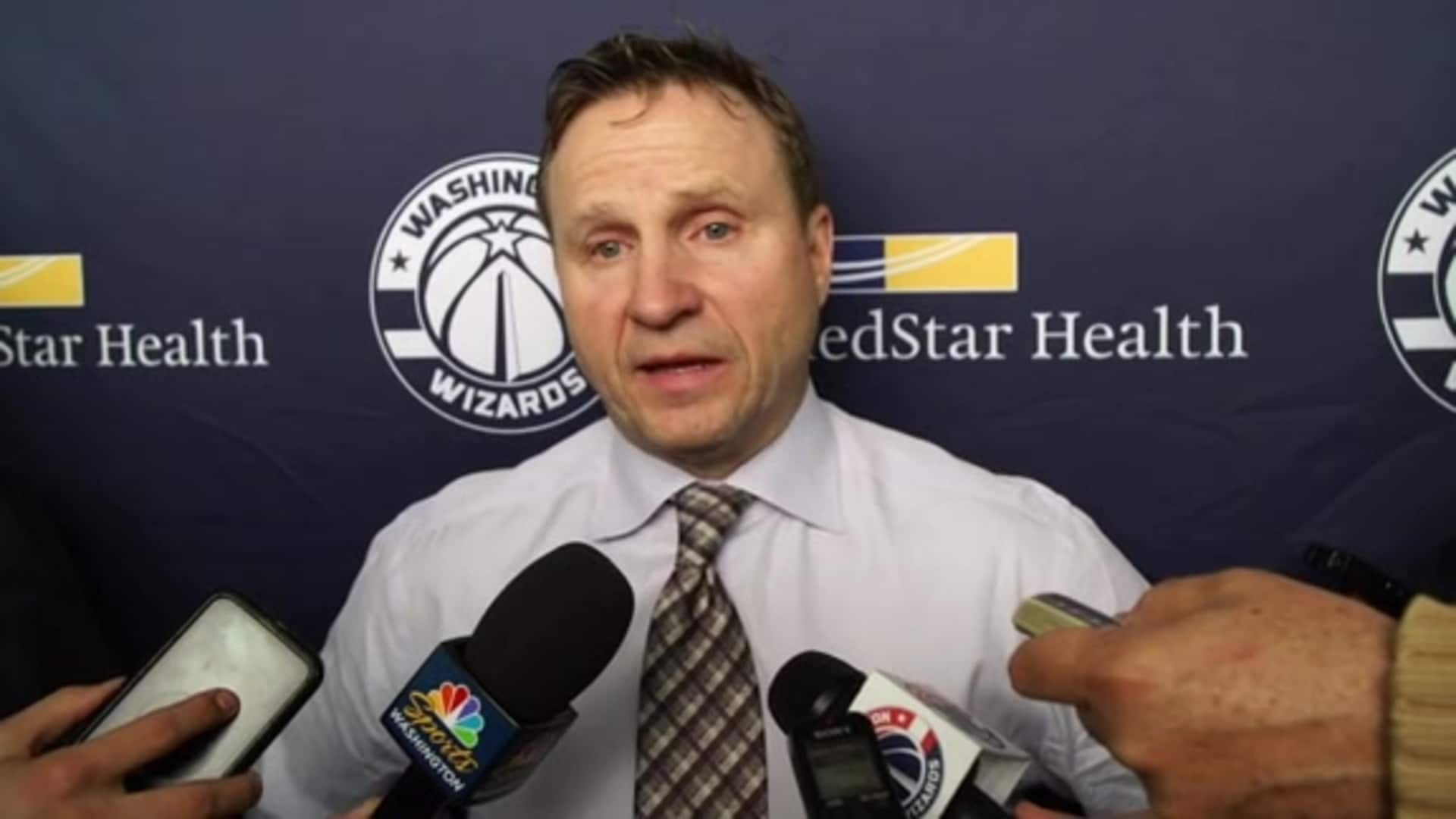 Scott Brooks Postgame - 1/22/20
