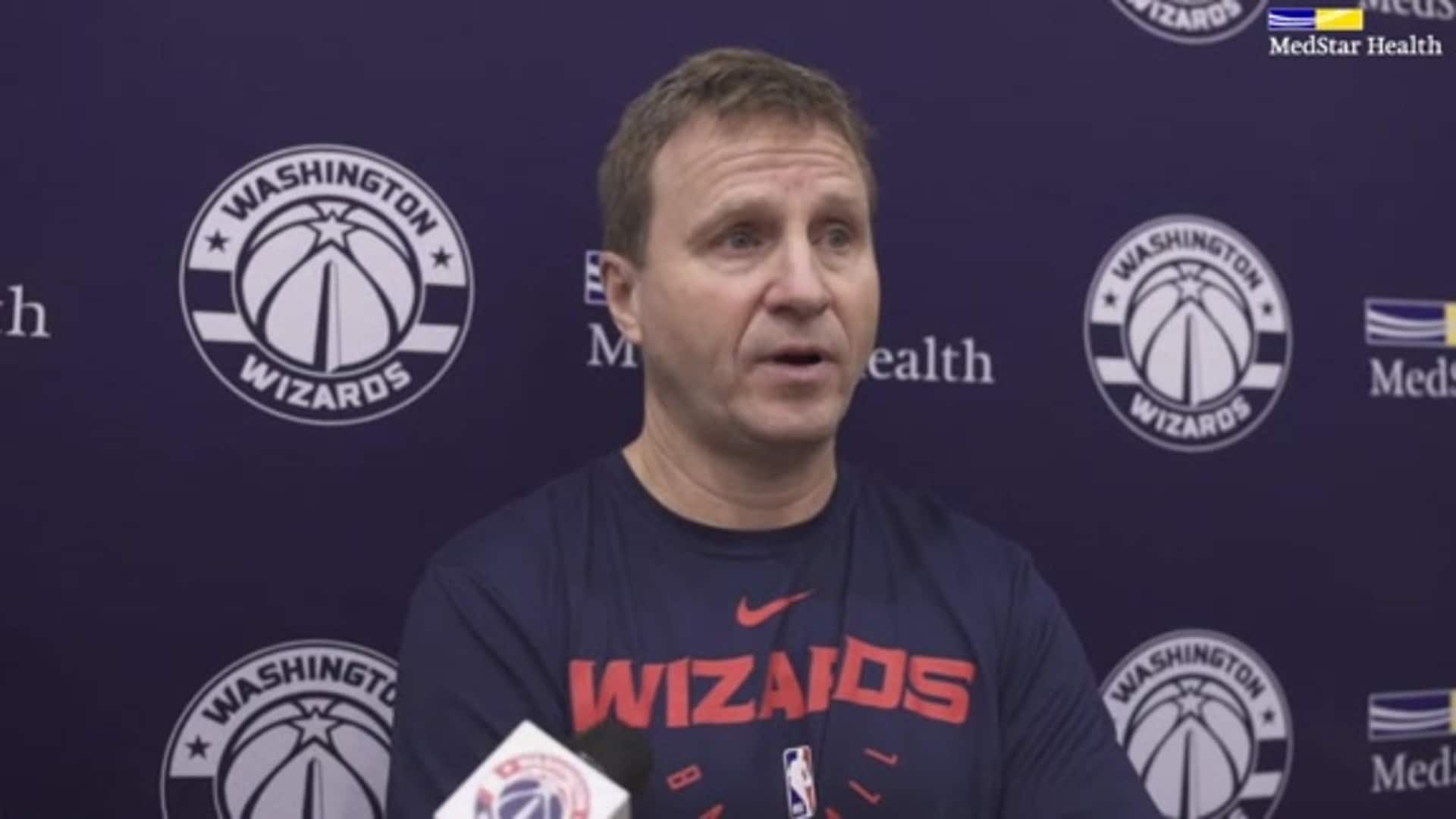 Scott Brooks Post-Practice - 1/25/20