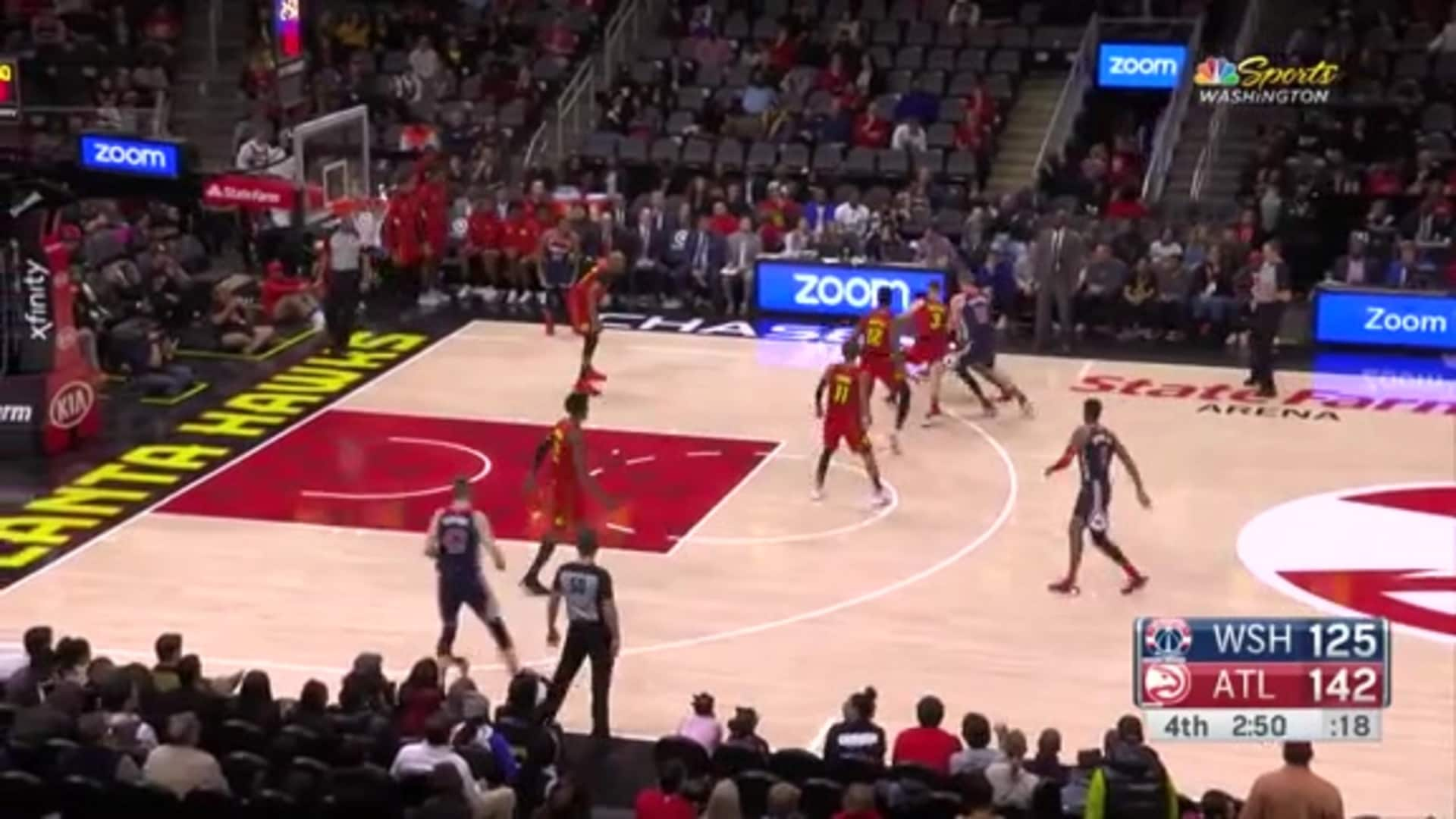 Highlights: Bradley Beal vs. Hawks - 1/26/20