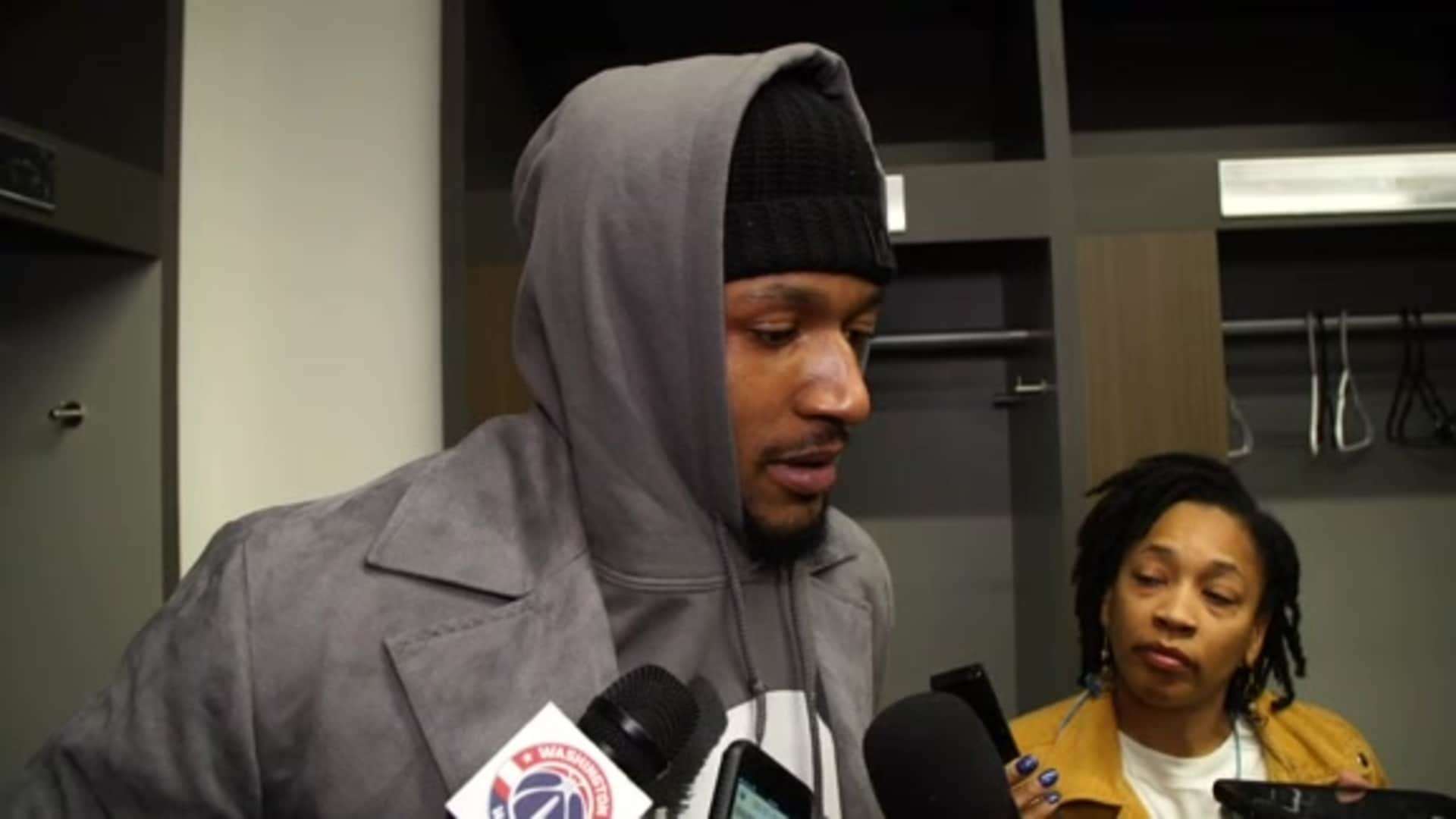 Bradley Beal on Kobe Bryant - 1/26/20