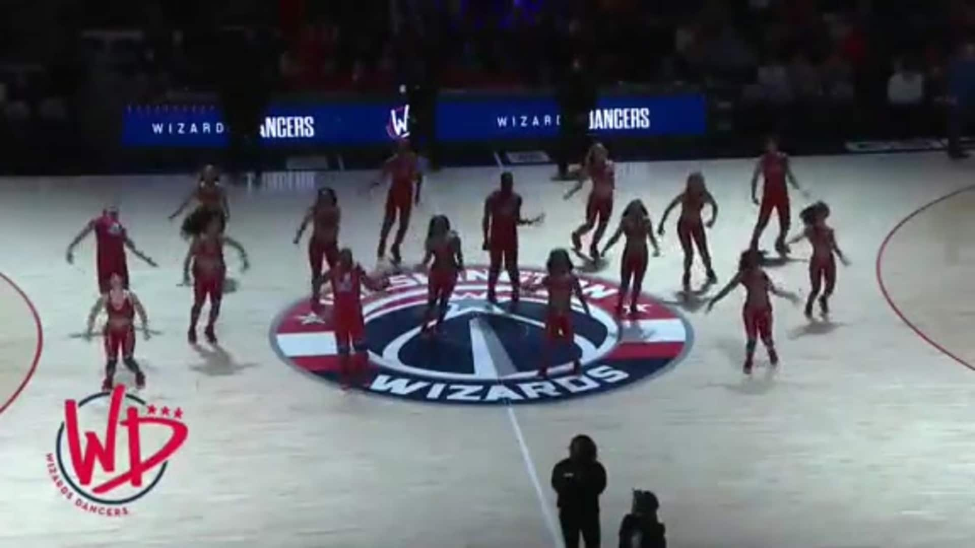 Wizards Dancers Q3 - 2/1/20