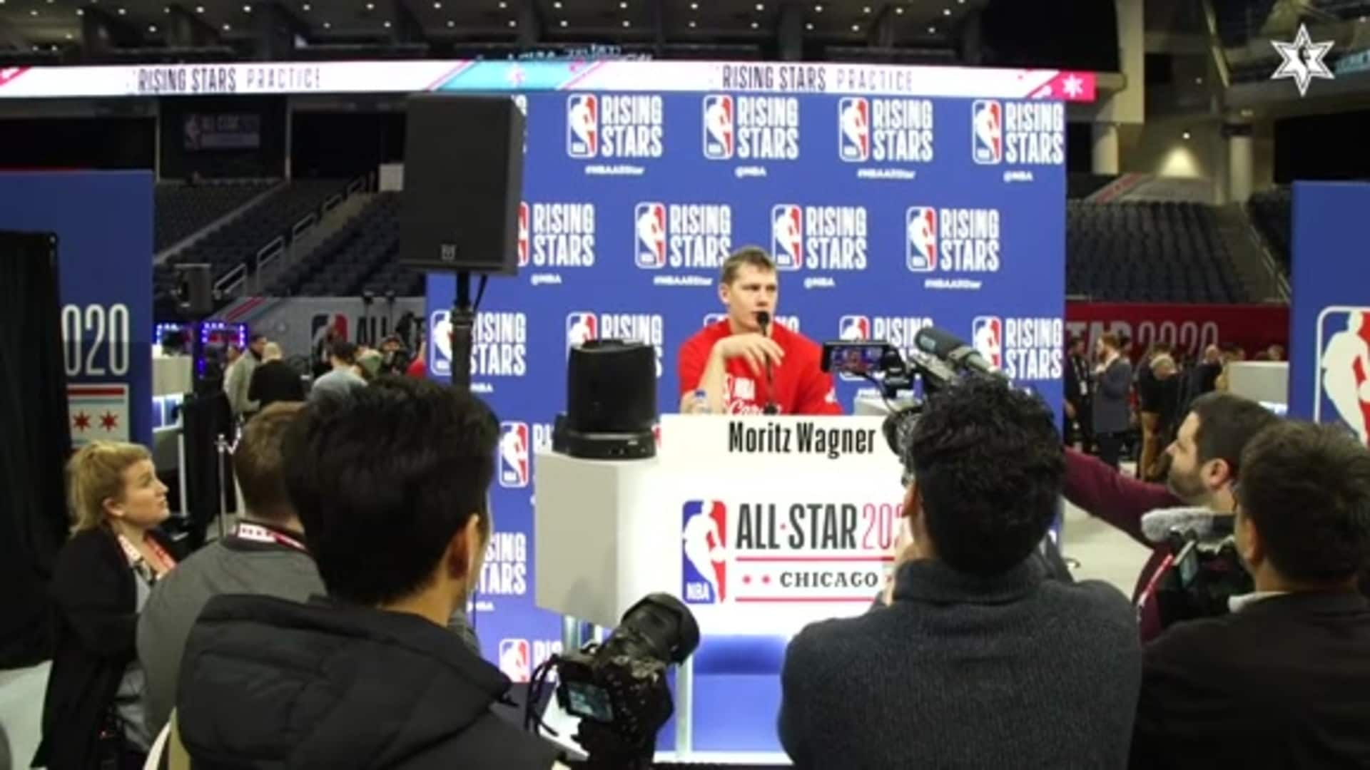 All-Star All-Access: Moe Wagner at NBA All-Star 2020