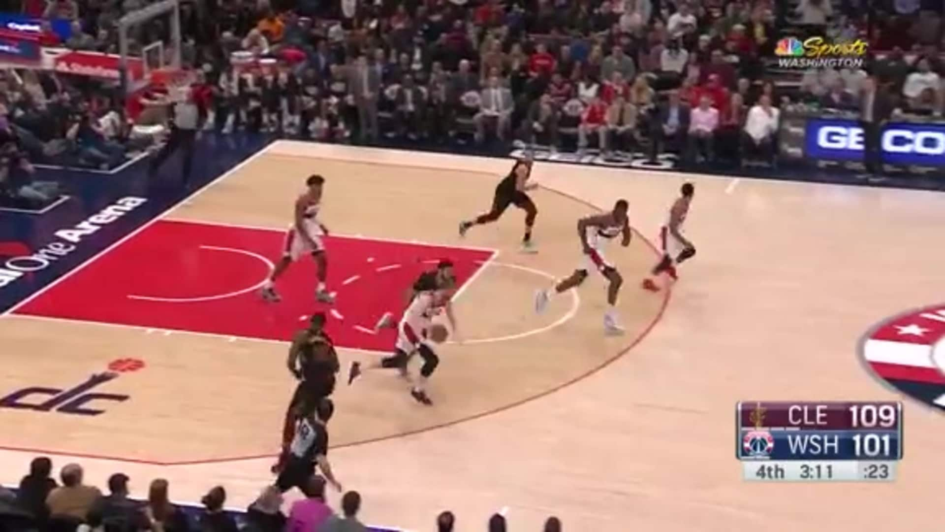 Highlights: Wizards vs. Cavaliers - 02/21/20