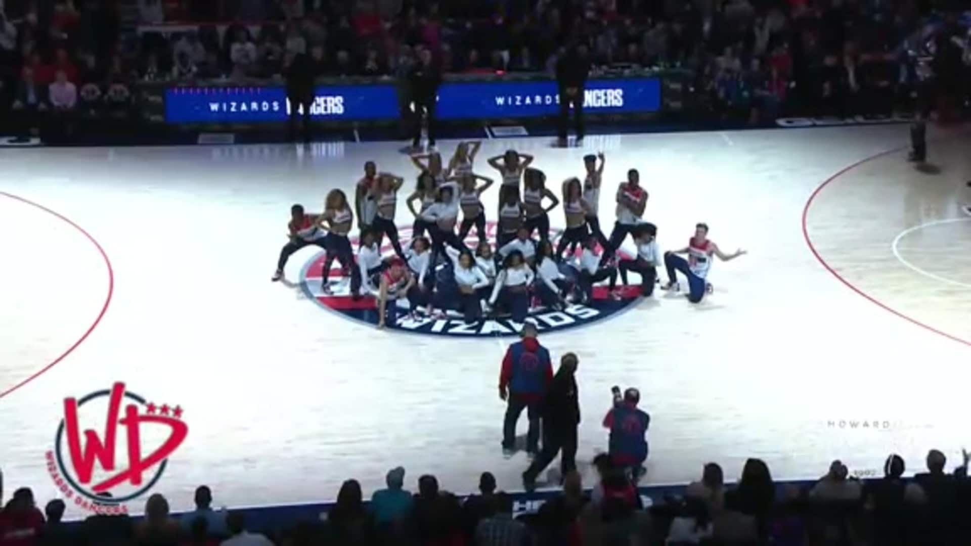 Wizards Dancers - 2/21/20