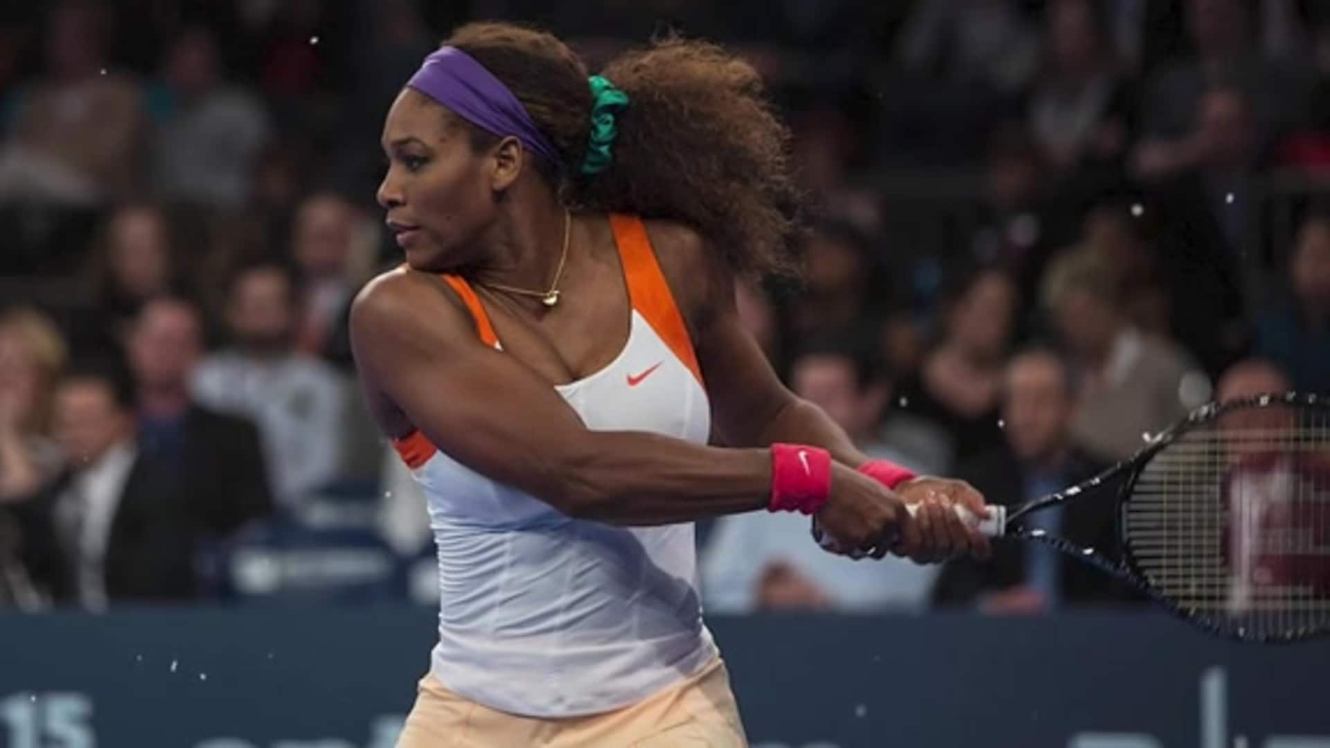 Moments in Black History: Troy Brown Jr. honors Serena Williams