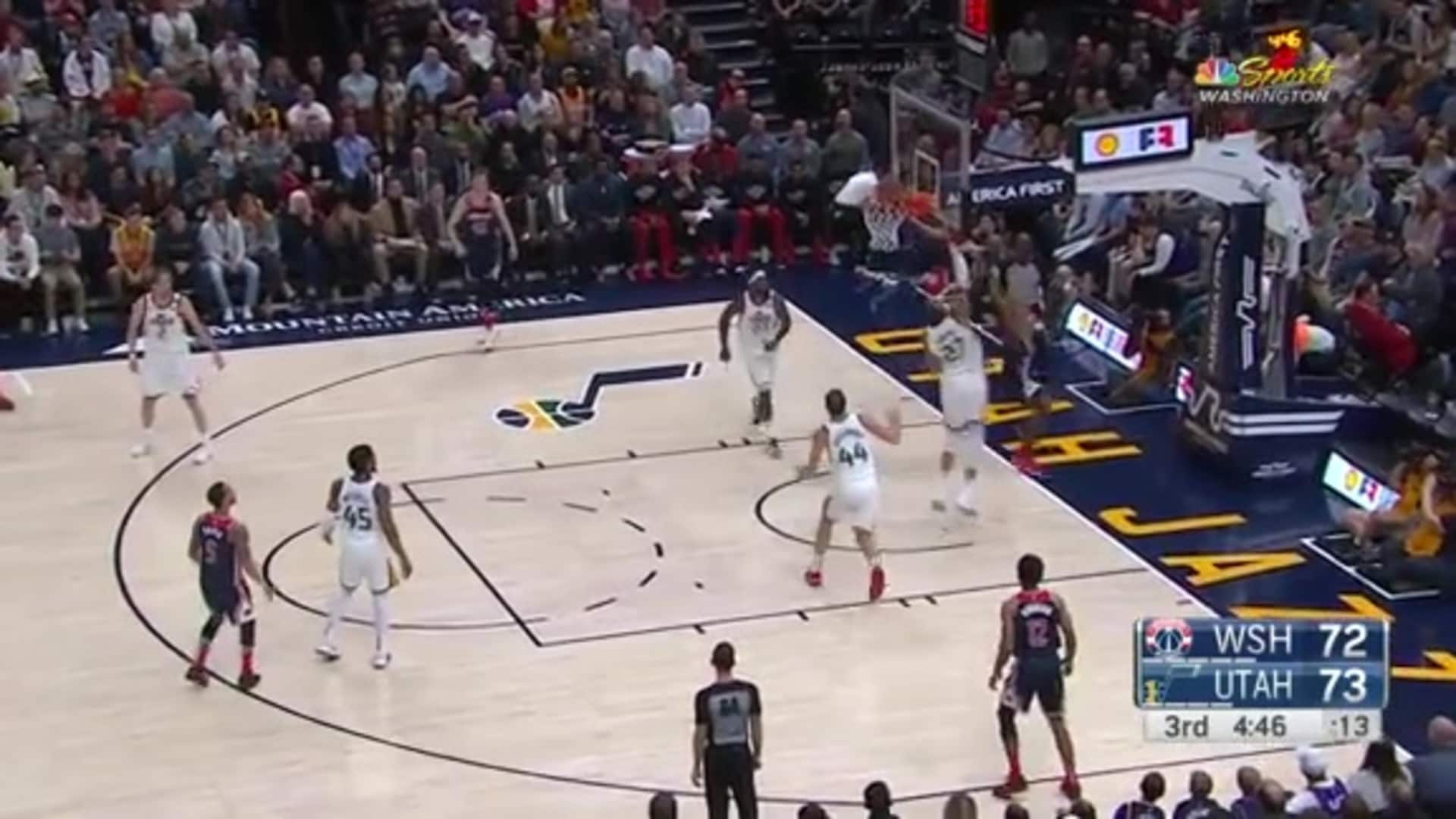 Highlights: Rui Hachimura vs. Jazz - 02/28/20