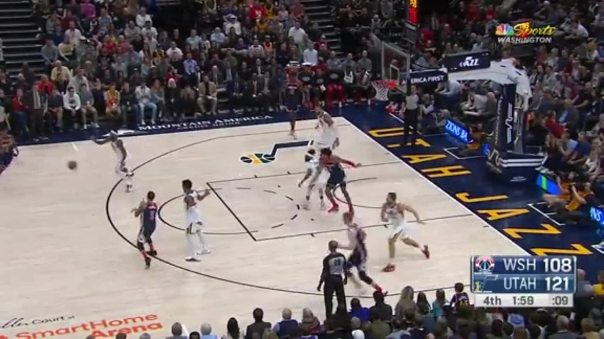 Highlights: Bradley Beal vs. Jazz - 02/28/20