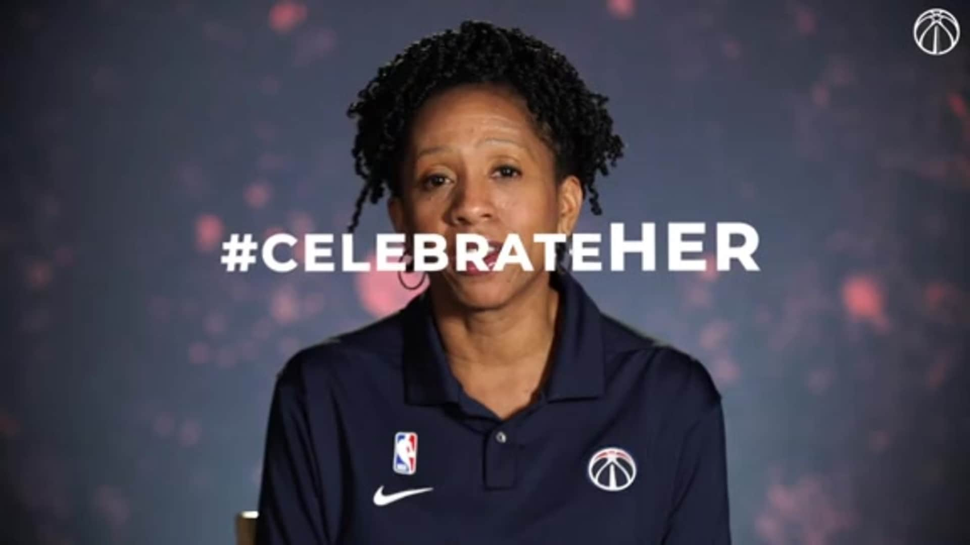 Wizards Women's History Month - 03/10/20