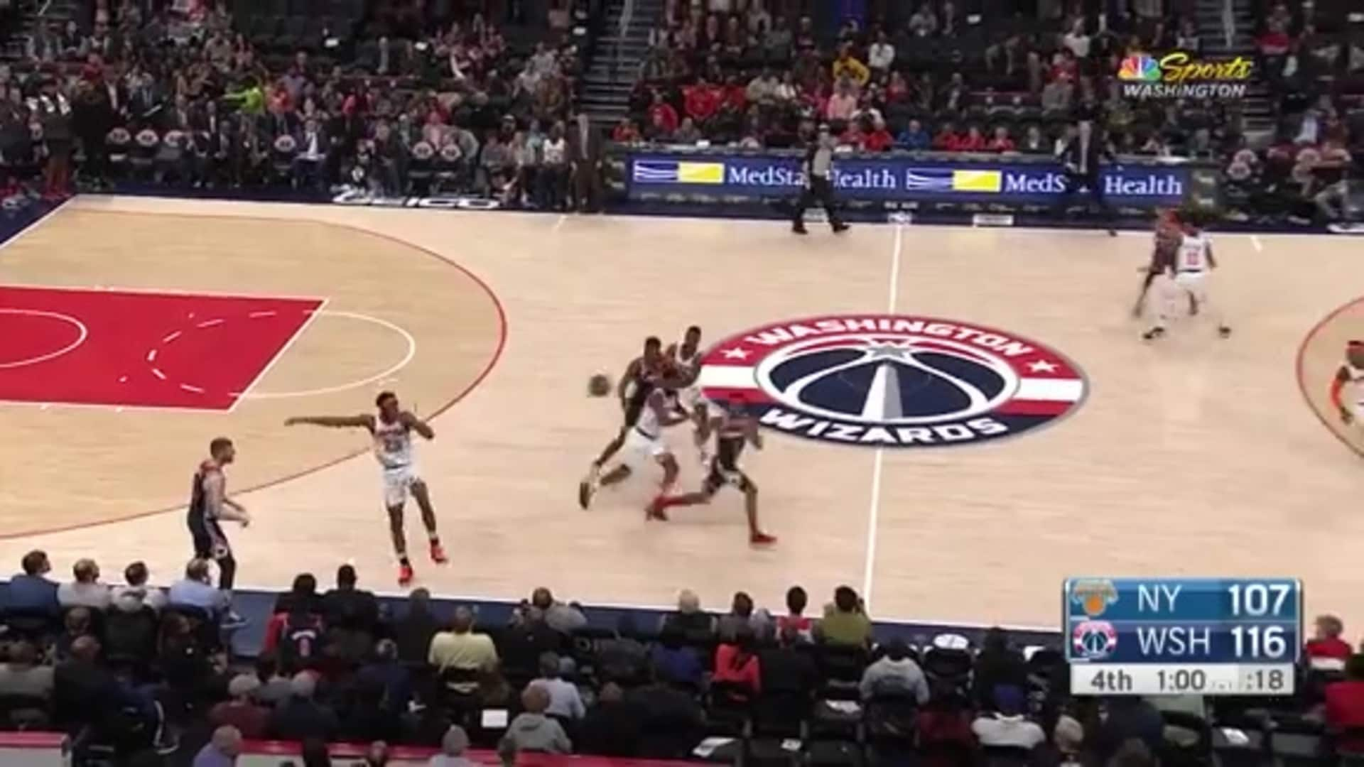 Highlights: Bradley Beal vs. Knicks - 03/10/20