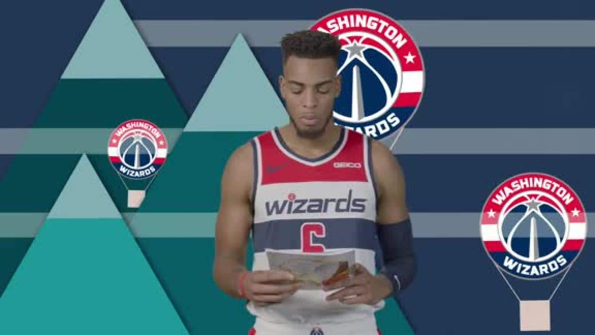 Wizards Reading Timeout with Troy Brown Jr.: Brown Boy Brown Boy What Can You Be?
