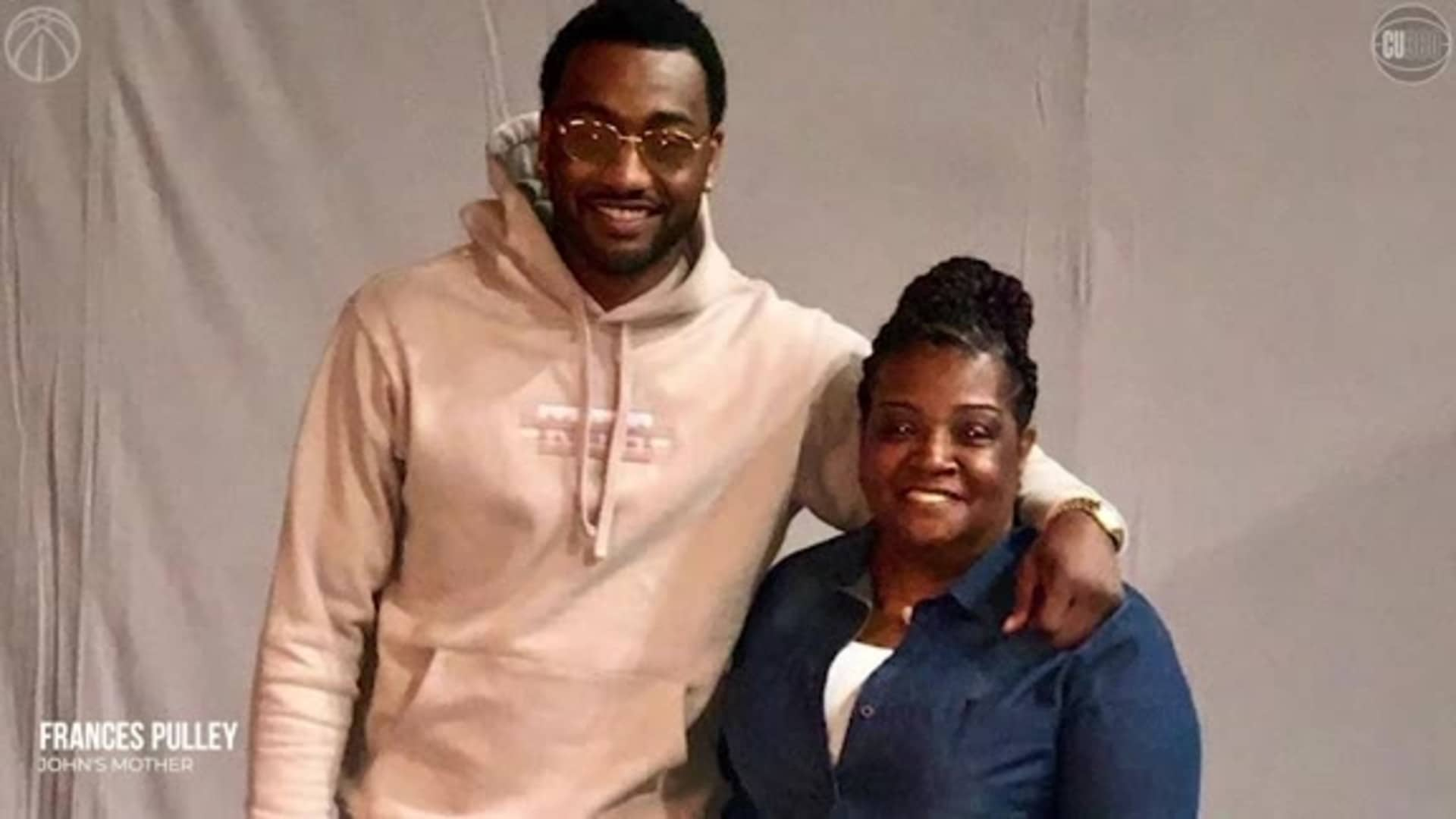 John Wall donates masks, meals to hospitals in honor of his mom
