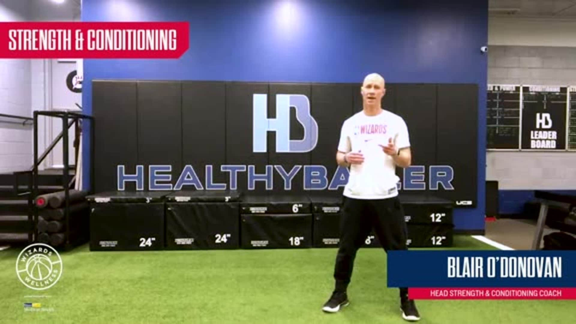 Wizards Wellness: Intro to Strength & Conditioning Staff
