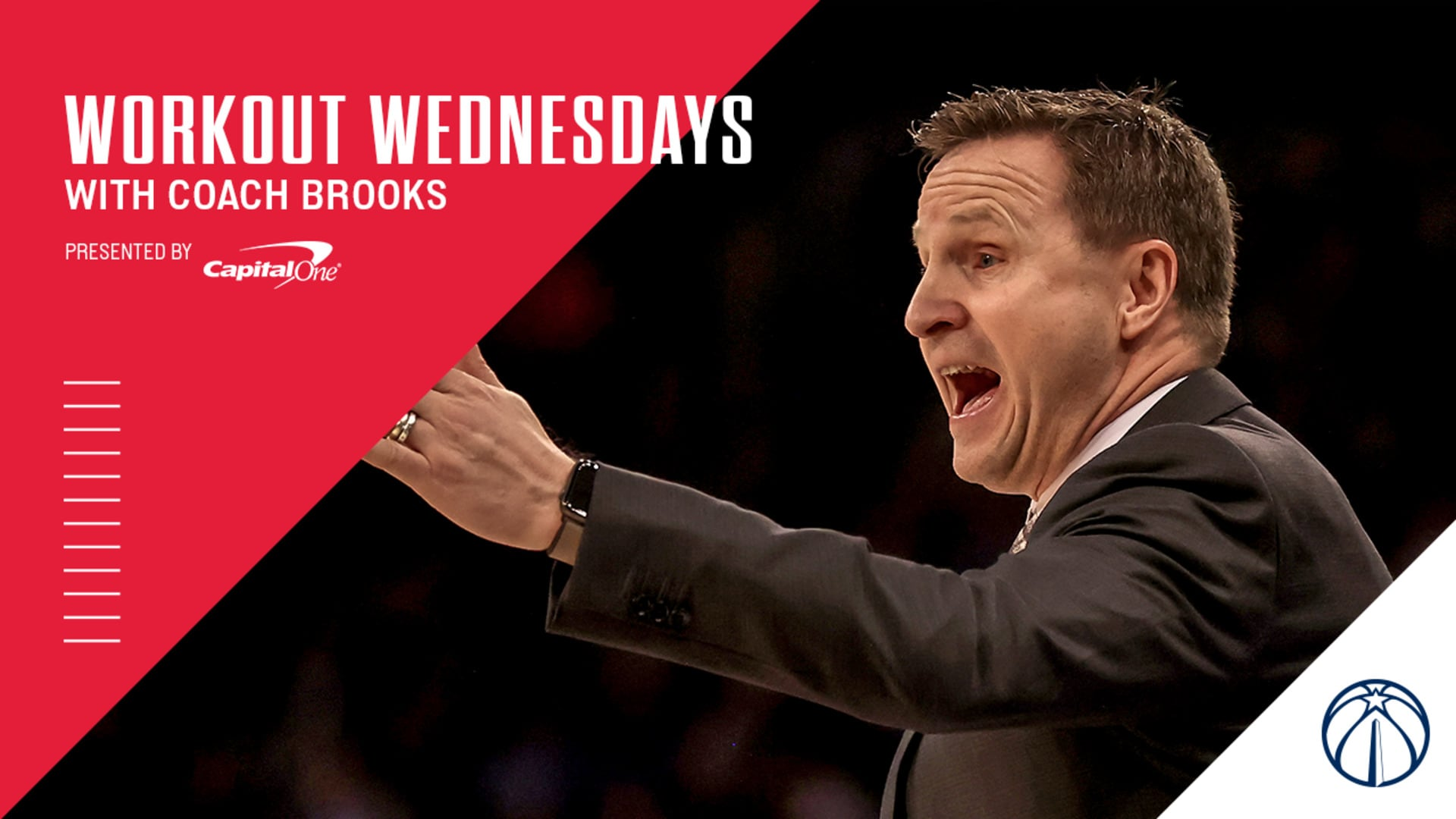 Coach Scott Brooks' Workout Wednesdays presented by Capital One - 4/29/30