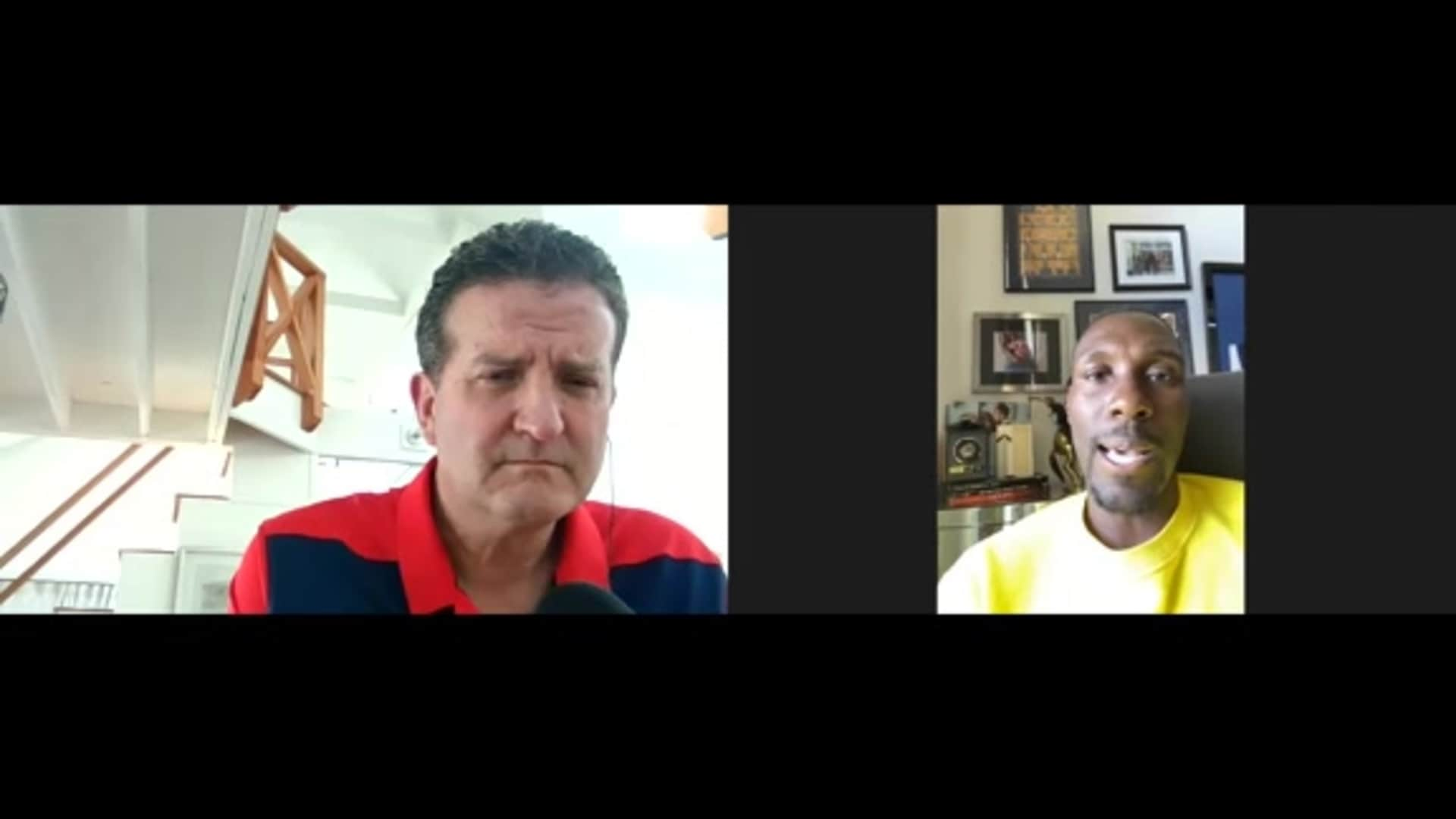 Ian Mahinmi on Black Lives Matter, Police Brutality