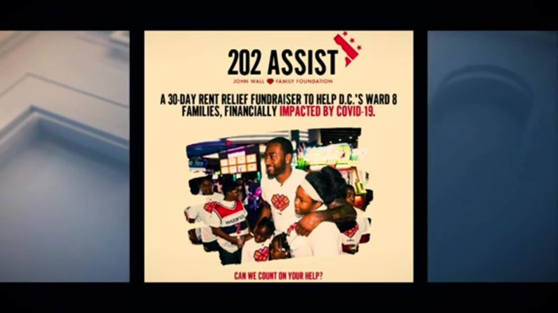 John Wall's 10 years in D.C. culminate in 202 Assist - 6/18/20