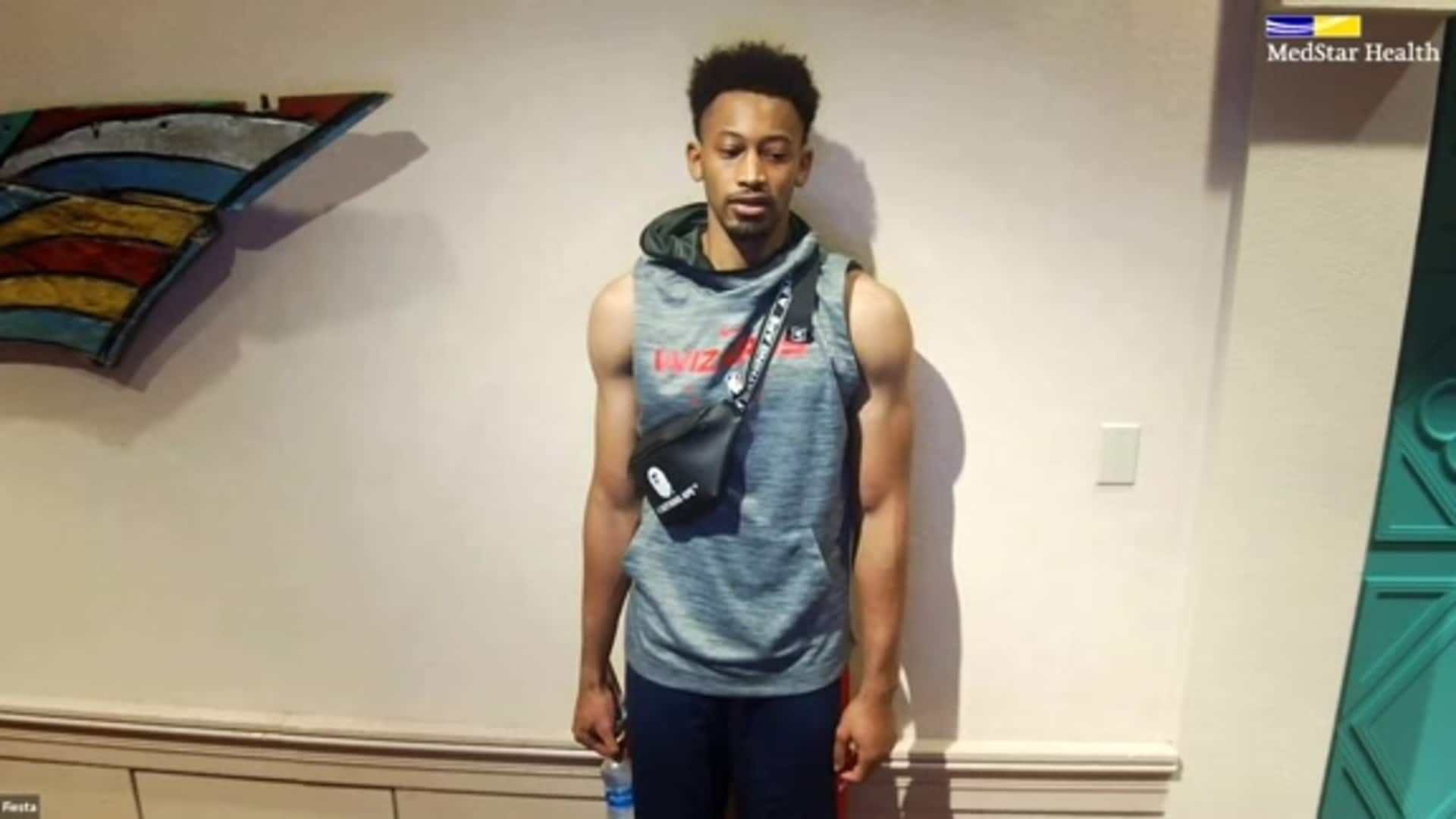 Johnathan Williams Post-Practice - 7/14/20