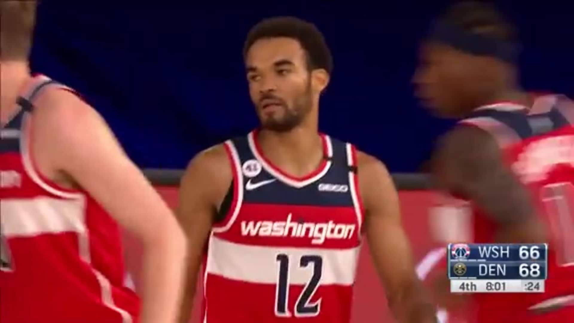 Highlights: Wizards vs. Nuggets - 07/22/20