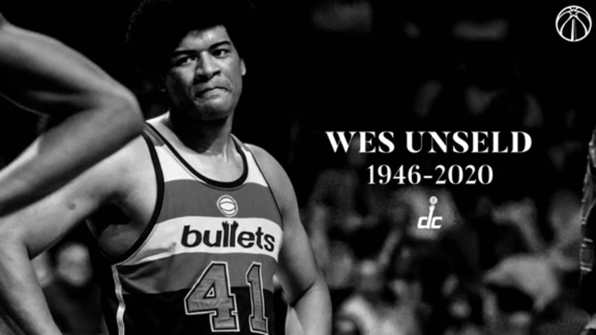 Interview with Wes Unseld Jr. in Orlando - 7/28/20
