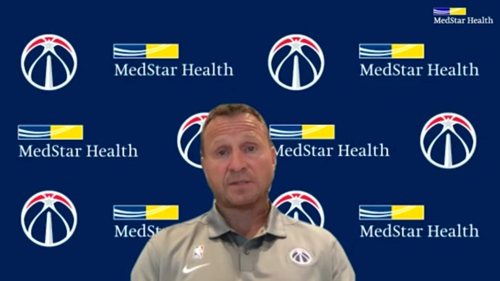 Scott Brooks Media Availability - 8/18/20