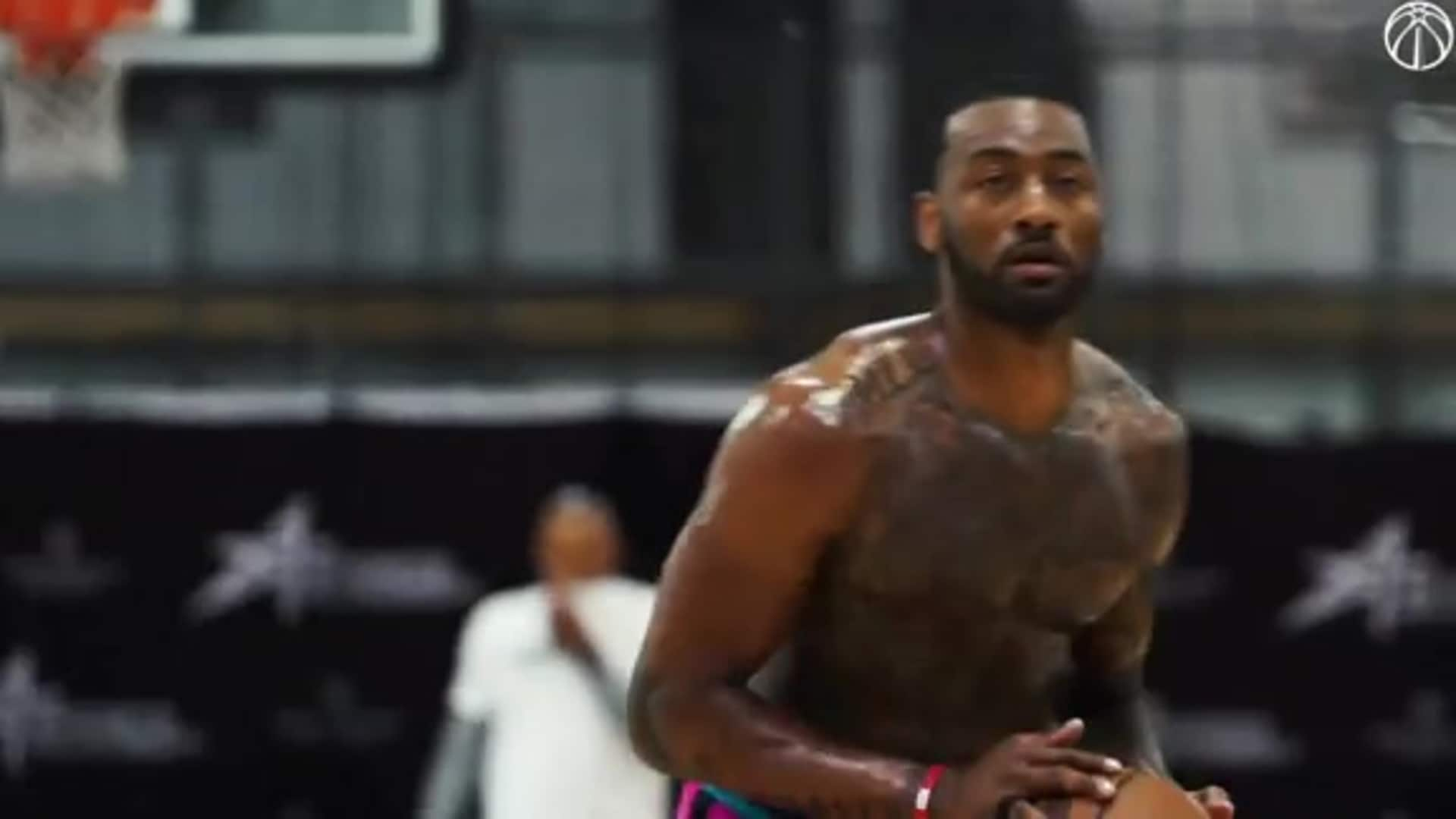 John Wall Offseason Workout - 10/28/20