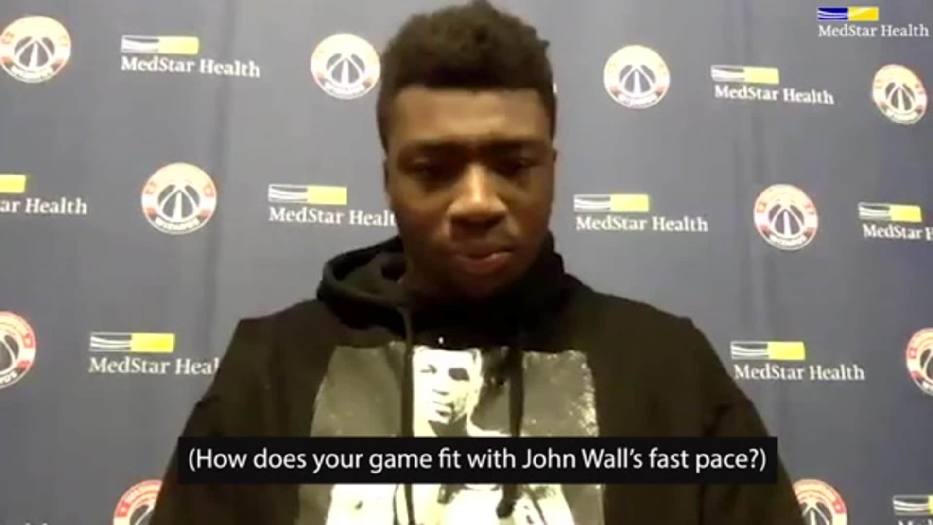 Thomas Bryant Media Day - 12/2/20