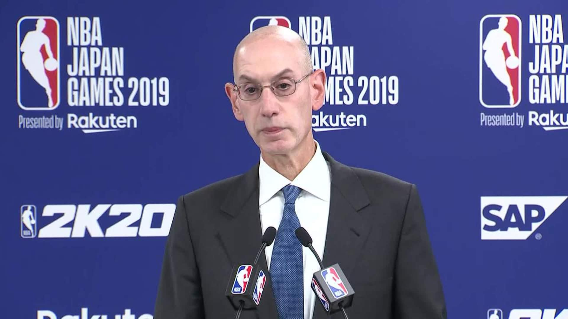 Commissioner Silver on China-NBA relations | NBA.com