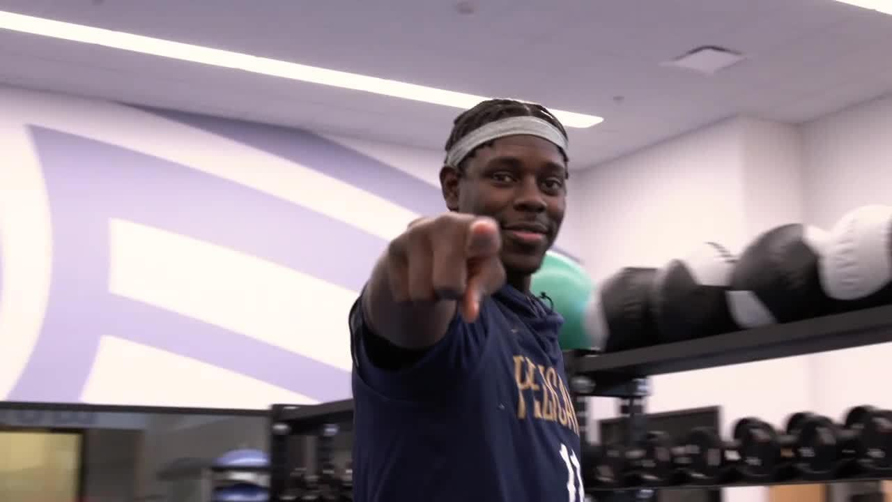 All-Access Practice: New Orleans Pelicans