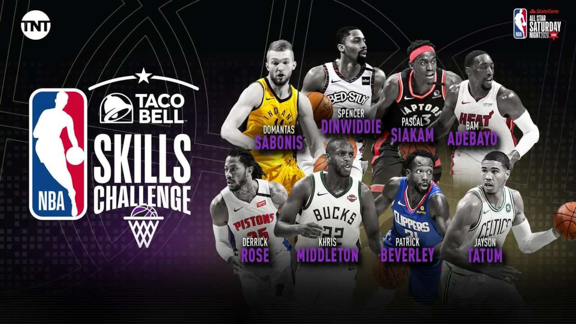 Image result for nba 2020 skills challenge