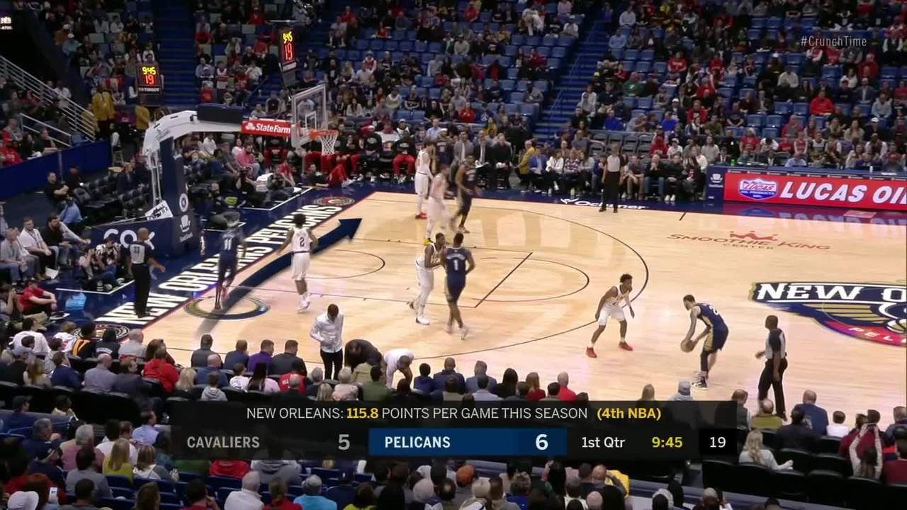 Pelicans vs. Cavaliers Highlights: Zion Williamson starts hot for New Orleans