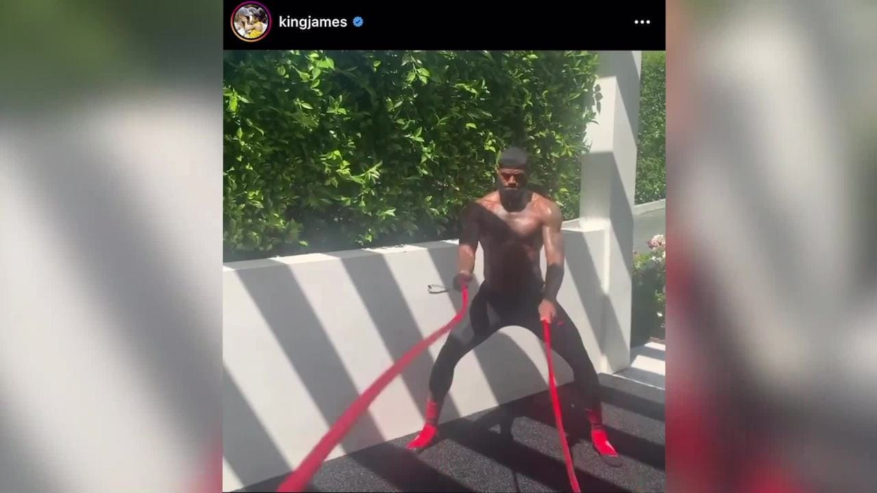 Social Roundup: Latest posts from NBA players
