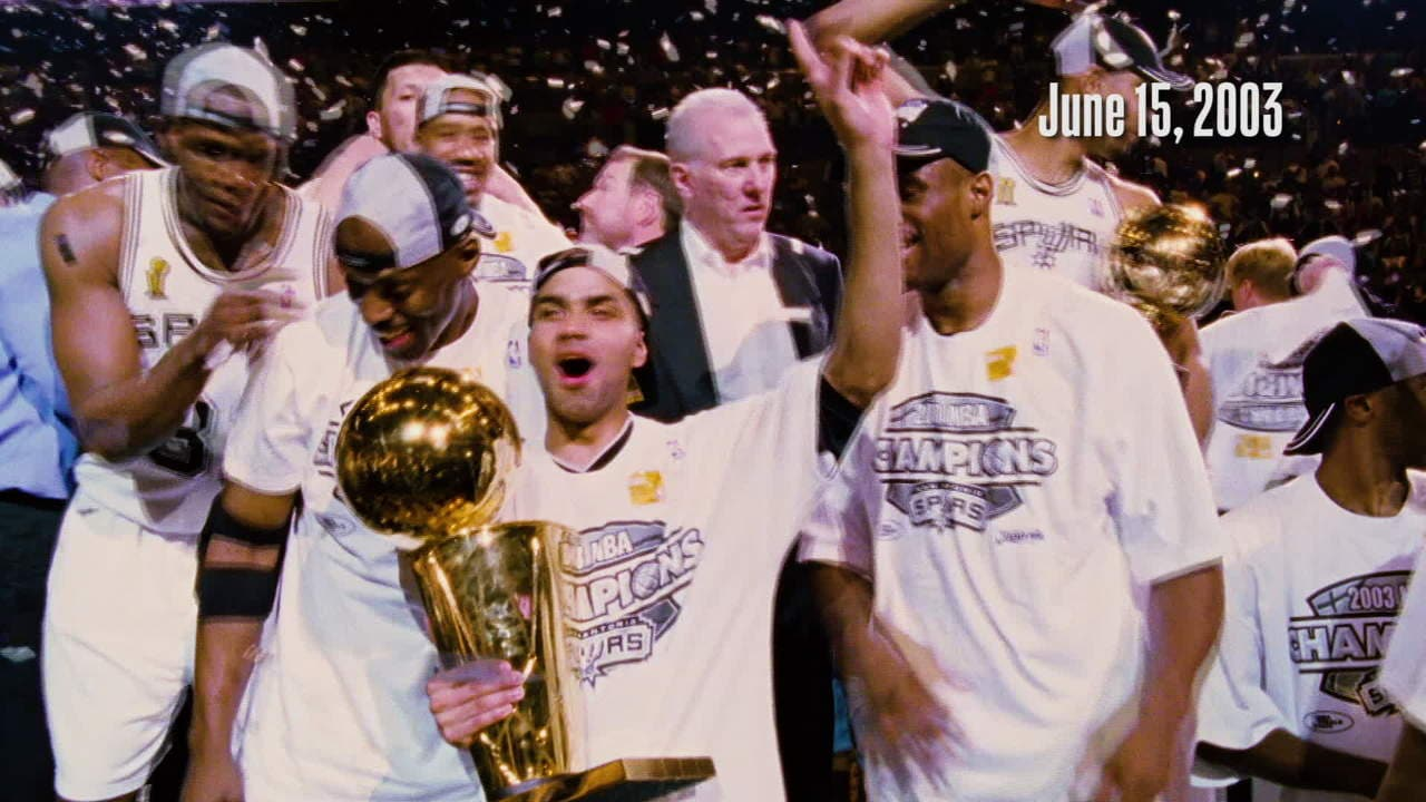 This Date In History | Spurs win 2003 title