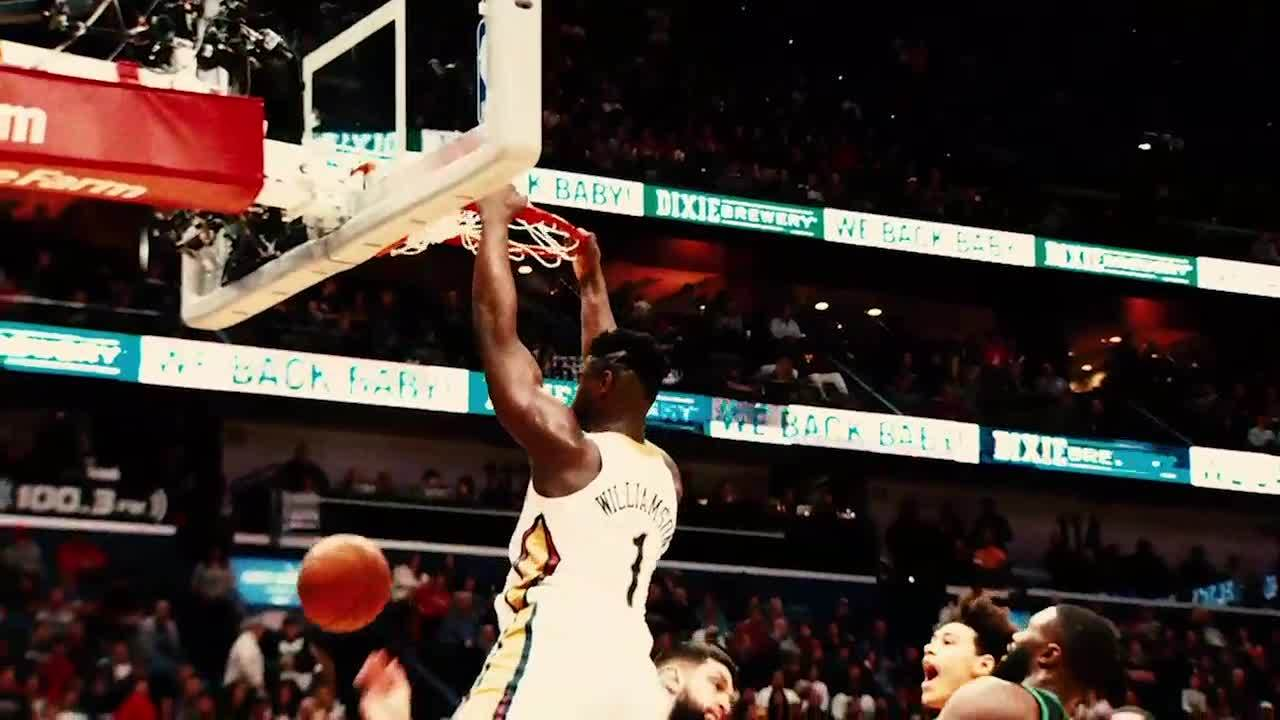 22 Teams/1 Dream: A minute with the New Orleans Pelicans