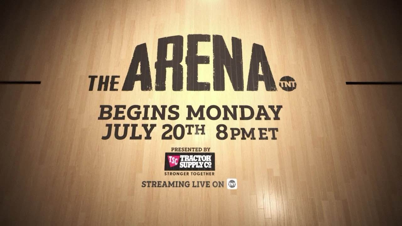 Inside The NBA: Previewing The Arena
