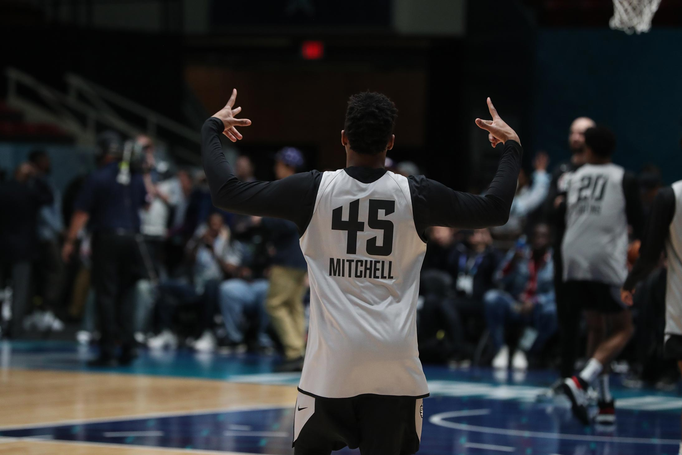 sports shoes 1bf1f 9c9f3 Gallery: Donovan Mitchell at All-Star Weekend 2019   Utah Jazz