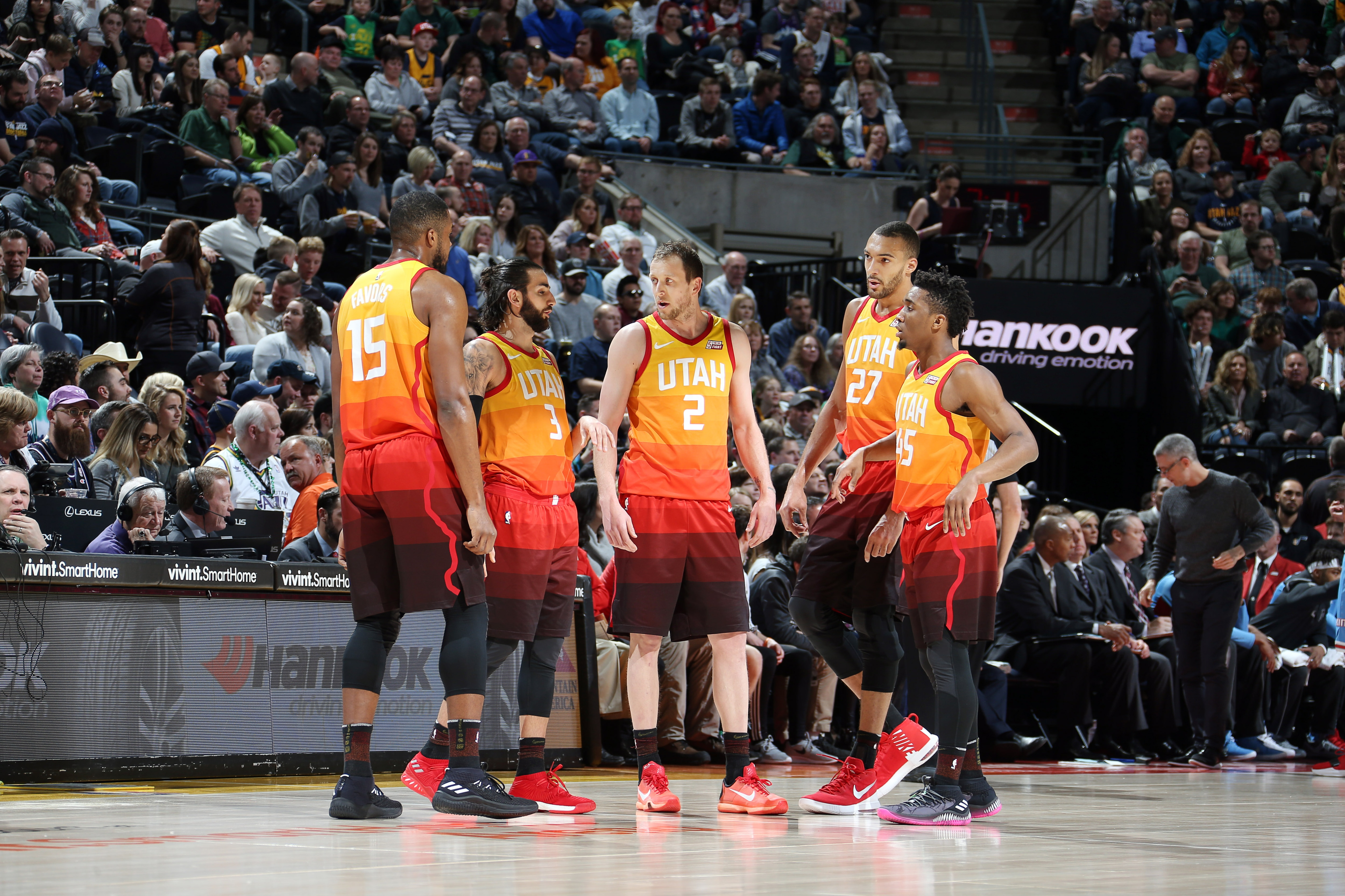 Why The Utah Jazz Are Bringing Back Their Red Rock