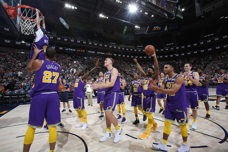 differently a1f11 6eb6a Utah Jazz to host free 'Meet the Team' event on Oct. 4 ...