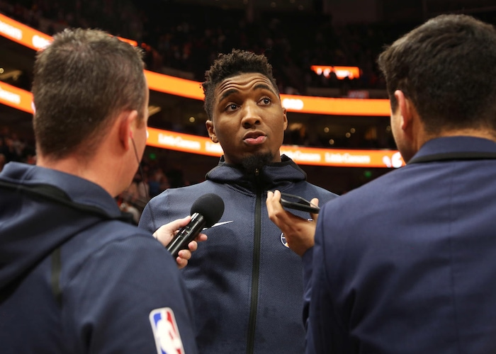 Donovan Mitchell wants to be called for jury duty, just not in the middle of the NBA season